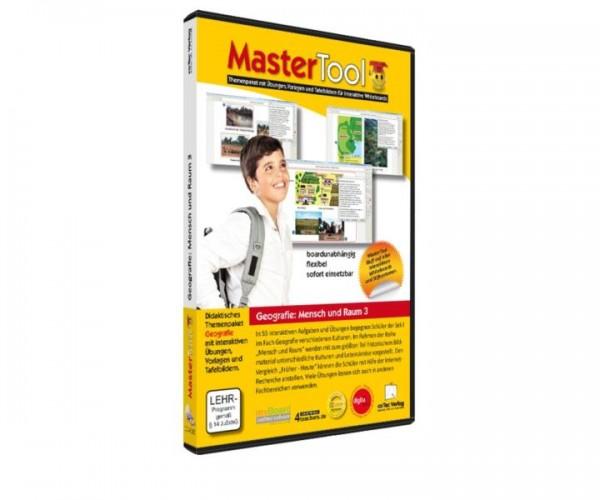 MasterTool - Geographie - Mensch und Raum 3 (90)
