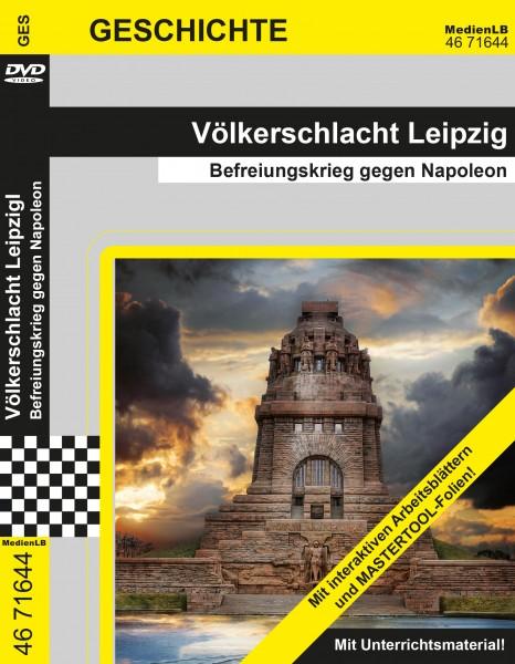 Völkerschlacht Leipzig - Befreiungskrieg gegen Napoleon