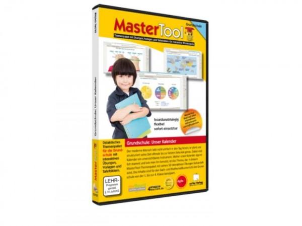 MasterTool - Grundschule: Unser Kalender (140)