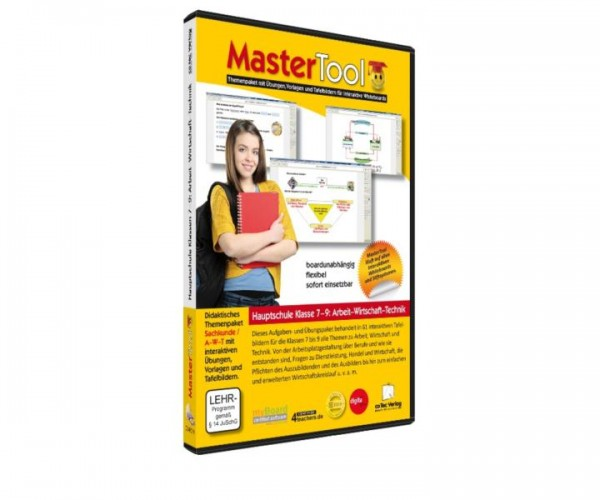 MasterTool - AWT Klassen 7 - 9 für MS/RS (33)