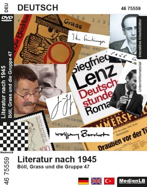 Literatur nach 1945 - Böll, Grass und die Gruppe 47