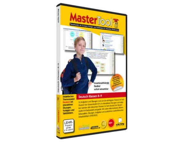 MasterTool - Deutsch Klassen 8 - 9 für MS/RS (64)