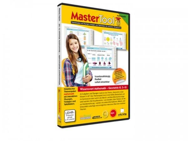 MasterTool - Wissenswert Mathematik - Geometrie Klasse 5 - 10 (128)