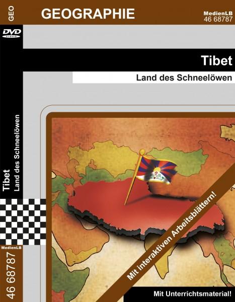 Tibet - Land des Schneelöwen