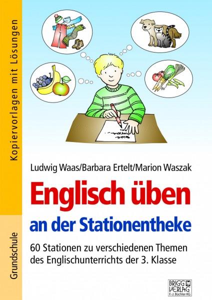 Englisch üben an der Stationentheke