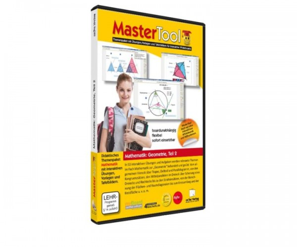 MasterTool - Mathematik - Geometrie - Teil 2 (50)