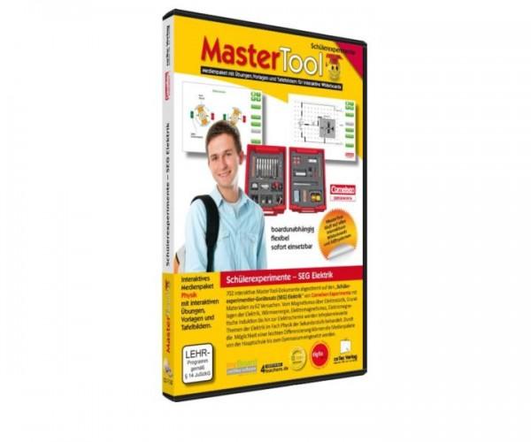 MasterTool - Schülerexperimente zu SEG Elektrik (104)