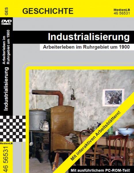 Industrialisierung - Arbeiterleben im Ruhrgebiet um 1900