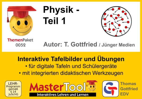 MasterTool - Physik - Teil 1 (TP 52)