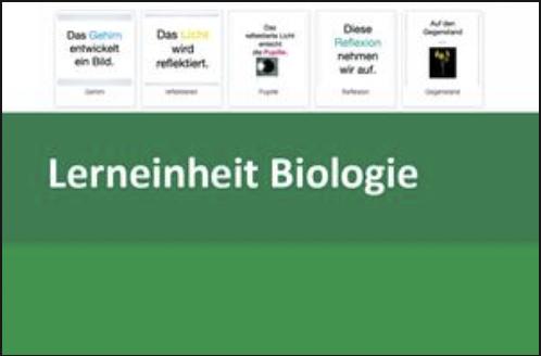 Interaktive Lerneinheit Biologie NuT 5-7 – Lichtmikroskopie