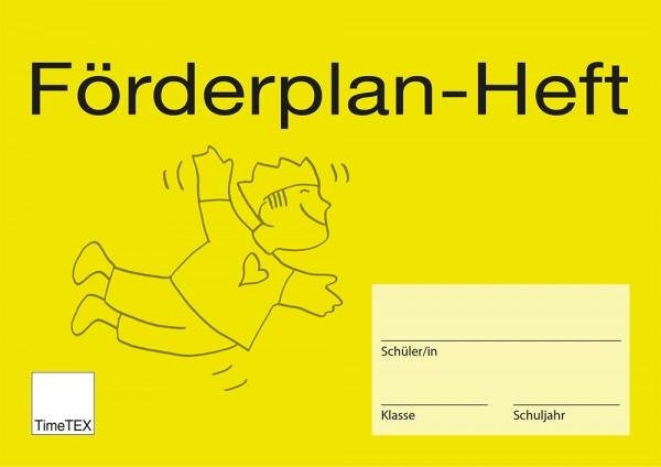 Förderplan-Heft A5 quer