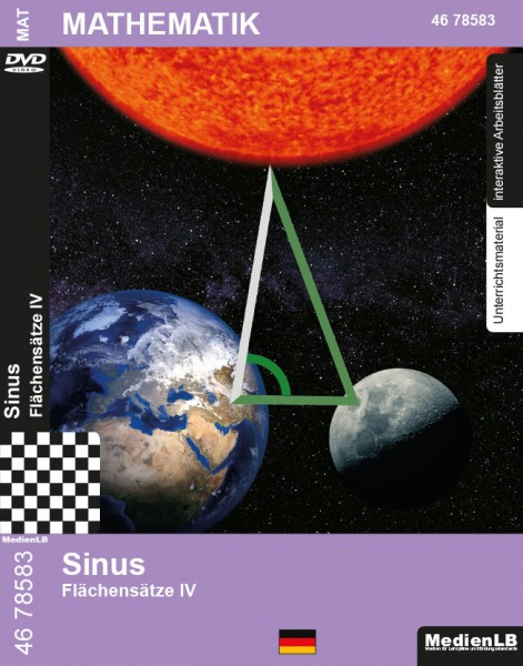 Sinus - Flächensätze IV