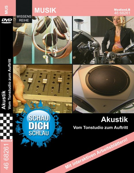 Akustik - Vom Tonstudio zum Auftritt