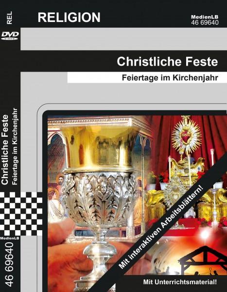 Christliche Feste - Feiertage im Kirchenjahr