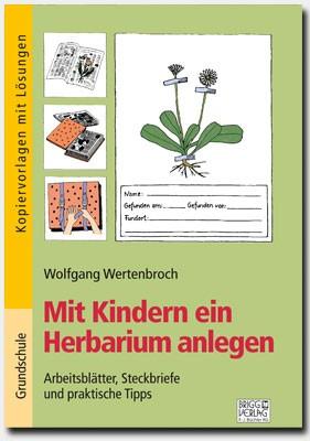 Mit Kindern ein Herbarium anlegen