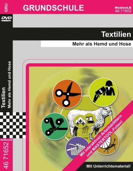 Textilien - Mehr als Hemd und Hose
