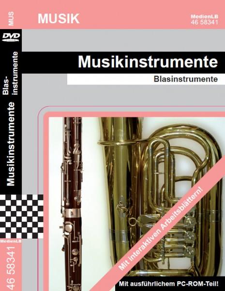 Musikinstrumente - Blasinstrumente