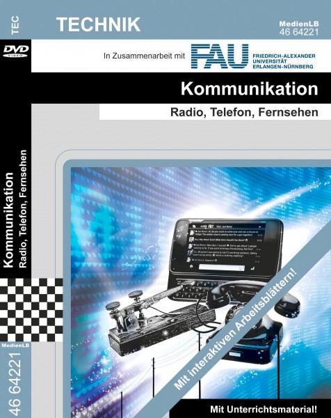 Kommunikation - Radio, Telefon, Fernsehen