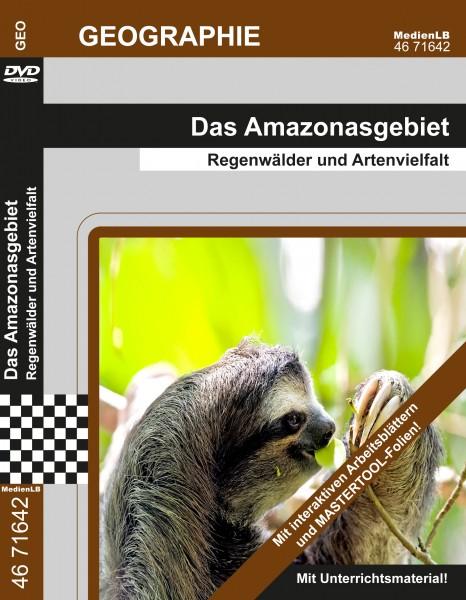 Das Amazonasgebiet - Regenwälder und Artenvielfalt
