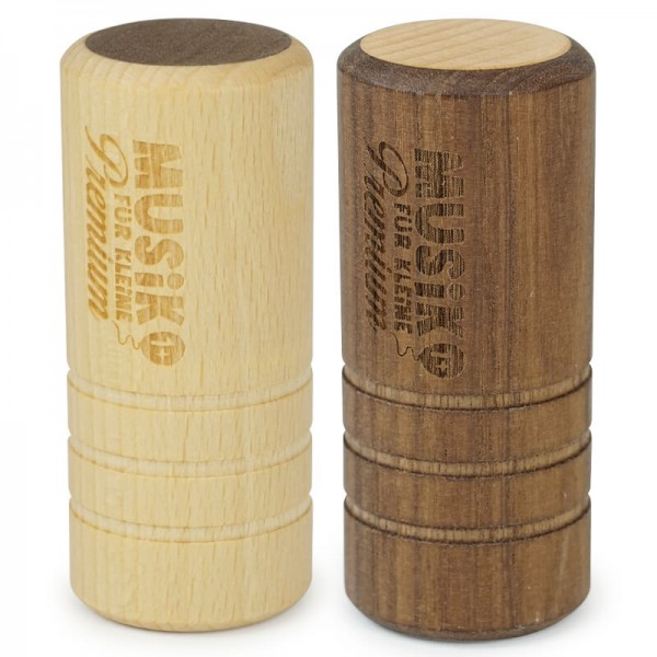 Set Holz-Rasseln, 2-tlg.