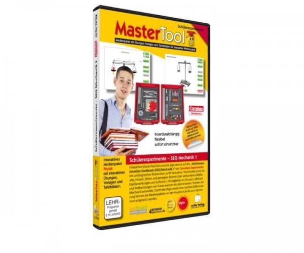 MasterTool - Schülerexperimente zu SEG Mechanik 1 (105)