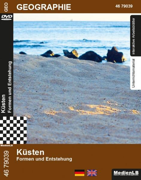Küsten - Formen und Entstehung
