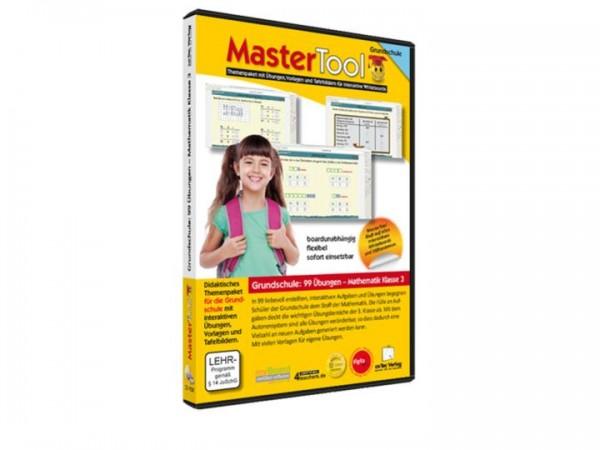 MasterTool - 99 Übungen für die Grundschule: 99 Übungen Mathematik Klasse 3 (123)