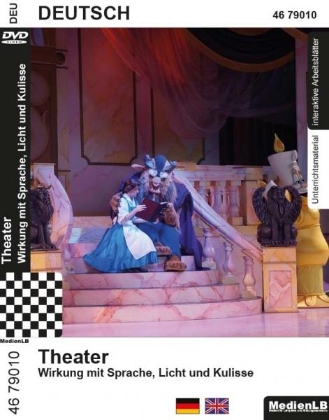 Theater - Wirkung mit Sprache, Licht, Kulisse