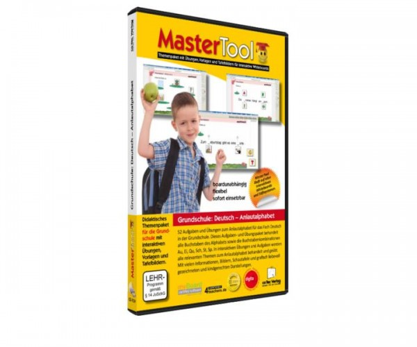 MasterTool - Grundschule - Deutsch - Anlautalphabet (67)
