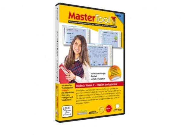 MasterTool - Englisch Klasse 9 - reading and grammar (162)