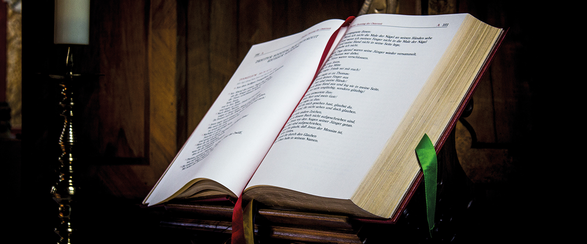 Konfirmation - Bekräftigung des Glaubens