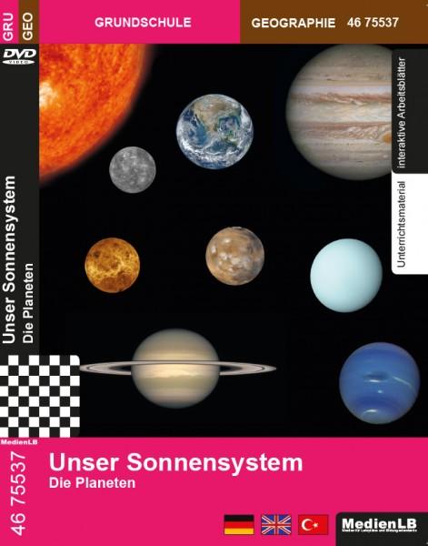 Unser Sonnensystem - Die Planeten