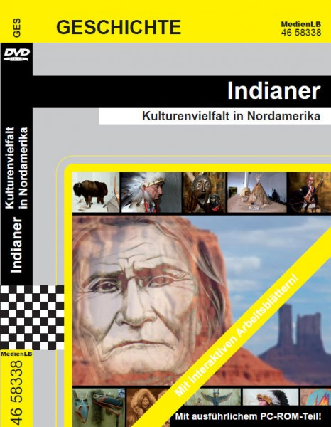 Indianer - Kulturenvielfalt in Nordamerika