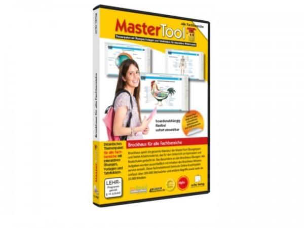 MasterTool - Themenpaket Brockhaus für alle Fachbereiche (144)