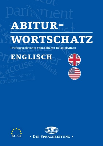 Abiturwortschatz Englisch - Digitalversion