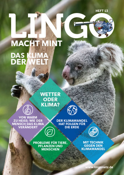 Lingo macht MINT-Magazin - Heft 13 Das Klima der Welt