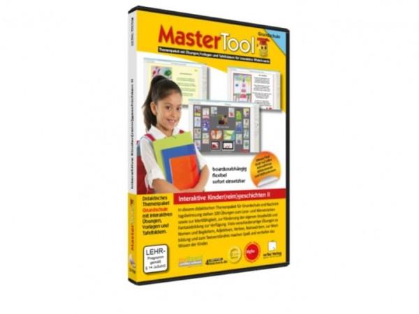 MasterTool - Grundschule - Interaktive Kinder-Reim-Geschichten II (154)