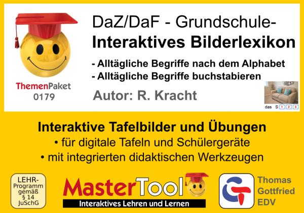 MasterTool - Grundschule - Interaktives Bilderlexikon (TP 179)