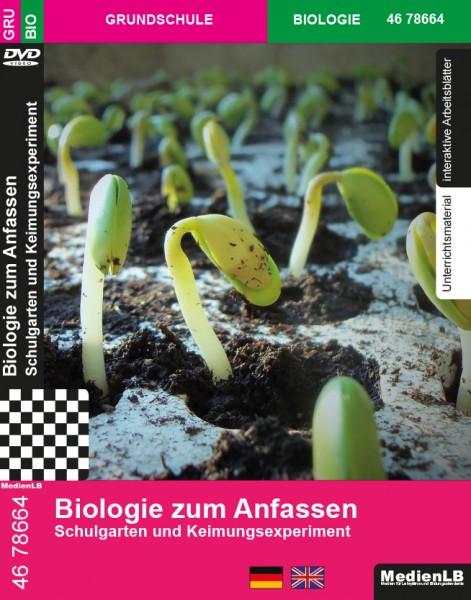 Biologie zum Anfassen - Schulgarten und Keimungsexperiment