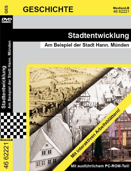 Stadtentwicklung - Am Beispiel der Stadt Hann. Münden