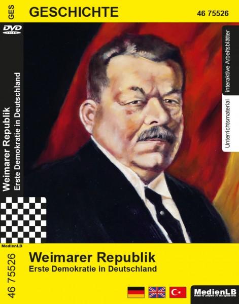 Weimarer Republik - Erste Demokratie in Deutschland