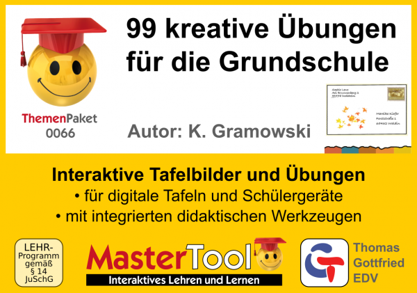 MasterTool - 99 kreative Übungen für die Grundschule (TP 66)
