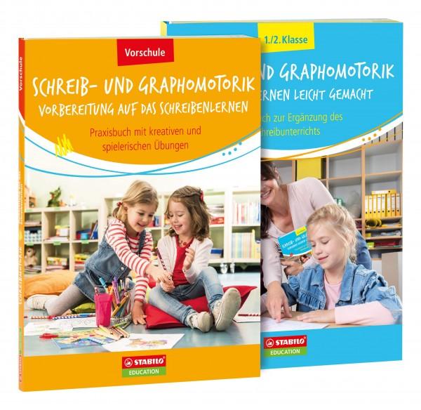 STABILO Praxisbuch Bundle Vor- & 1./2. Schreibförderung