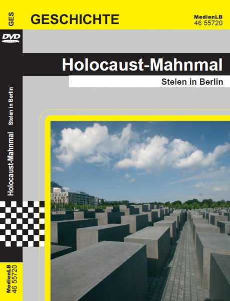Holocaust-Mahnmal - Stelen in Berlin