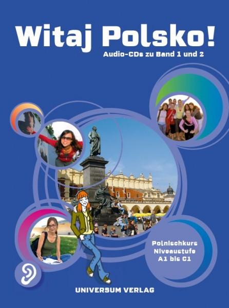 Witaj Polsko! Audio-CD
