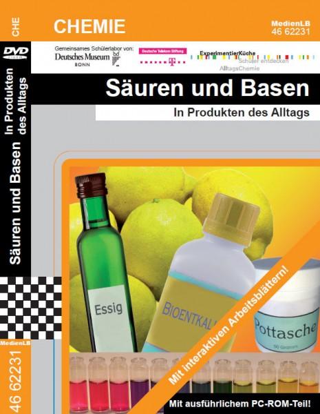 Säuren und Basen - In Produkten des Alltags