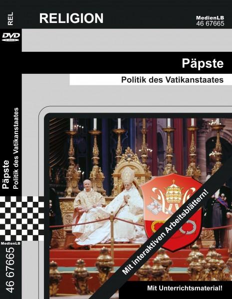 Päpste - Politik des Vatikanstaates