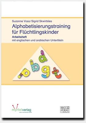Alphabetisierungstraining für Flüchtlingskinder
