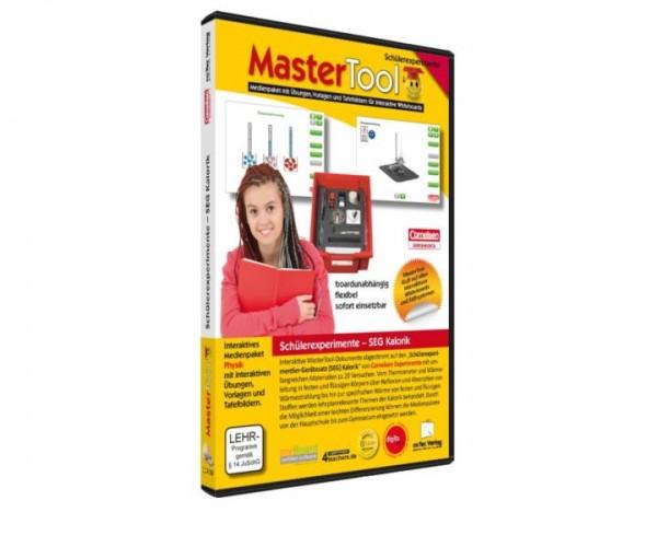 MasterTool - Schülerexperimente zu SEG Kalorik (106)
