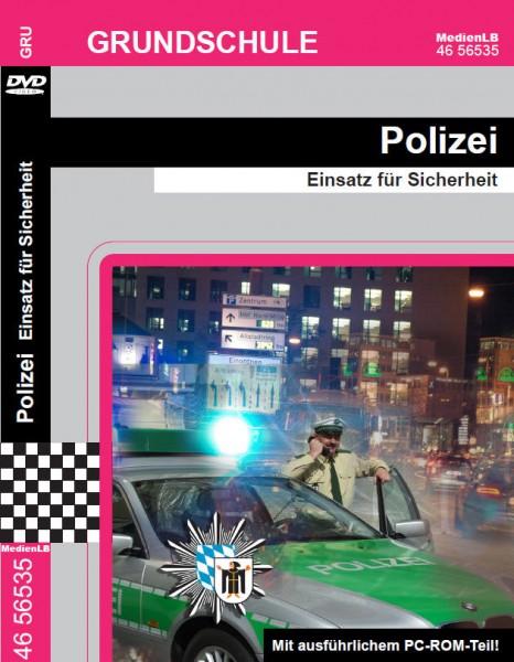 Polizei - Einsatz für Sicherheit